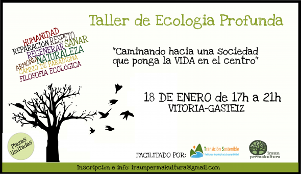 Taller ecología profunda