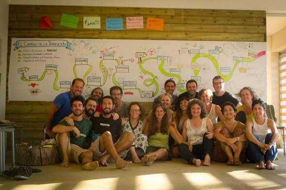 Curso transición Julio 2013 Barcelona - Transición Sostenible