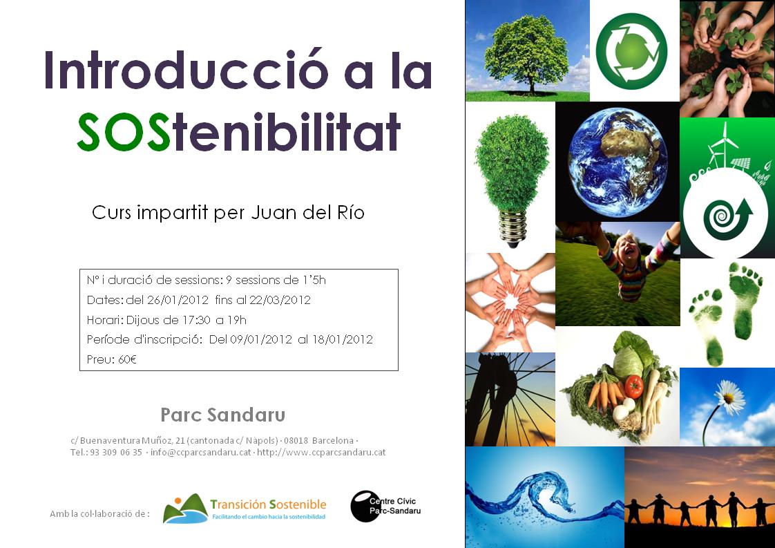 curso de introducción a la Sostenibilidad