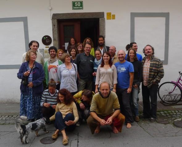 curso transición liubliana, slovenia 2014