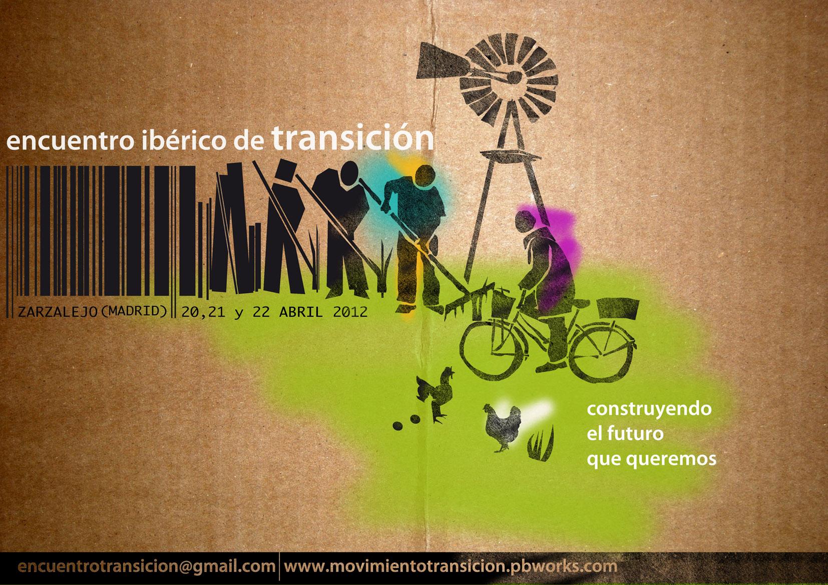 primer encuentro iberico de transicion
