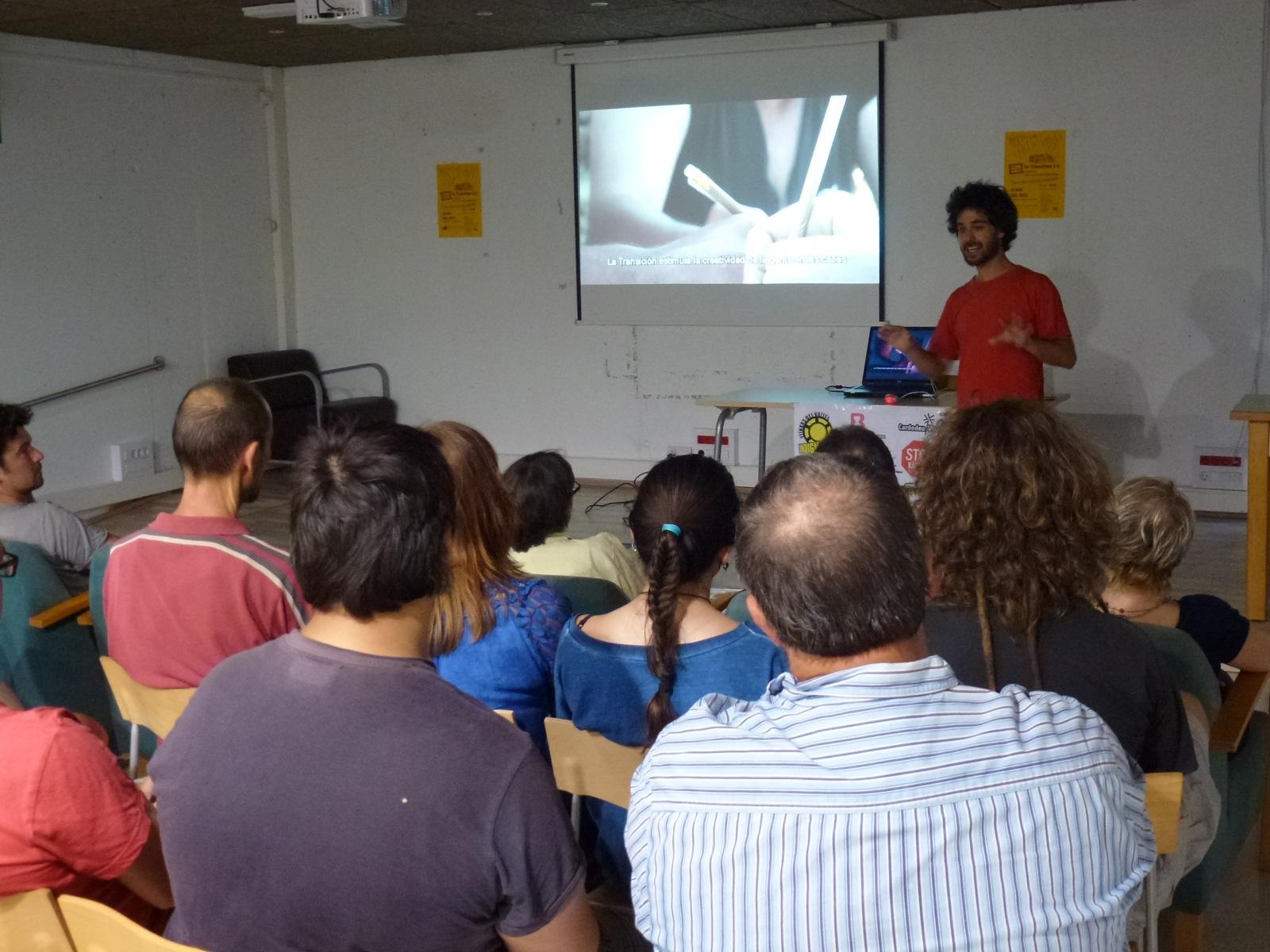 In Transition 2.0 Cardedeu - Juan del Río