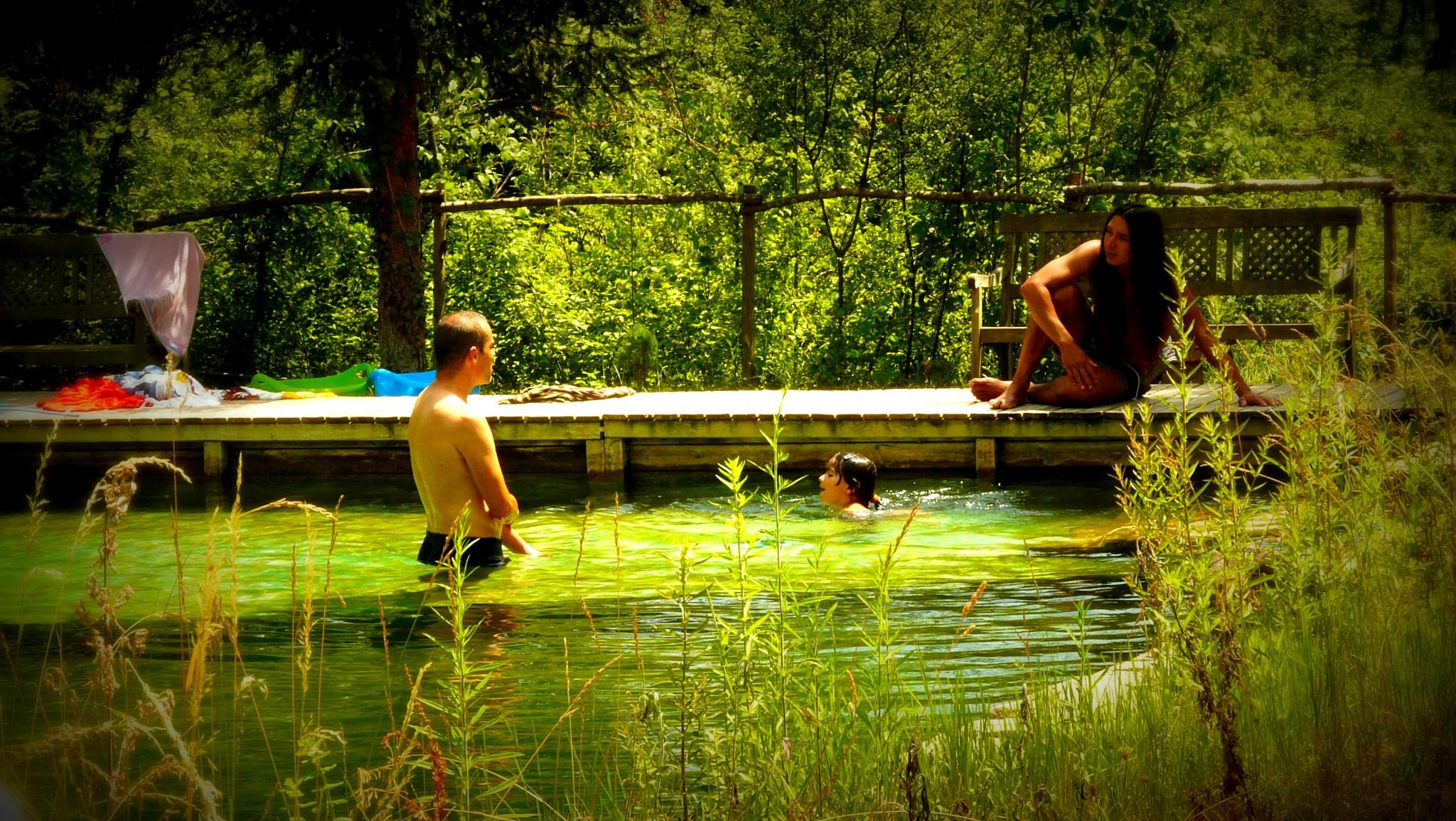 curso ecología profunda 2012 - Transción Sostenible