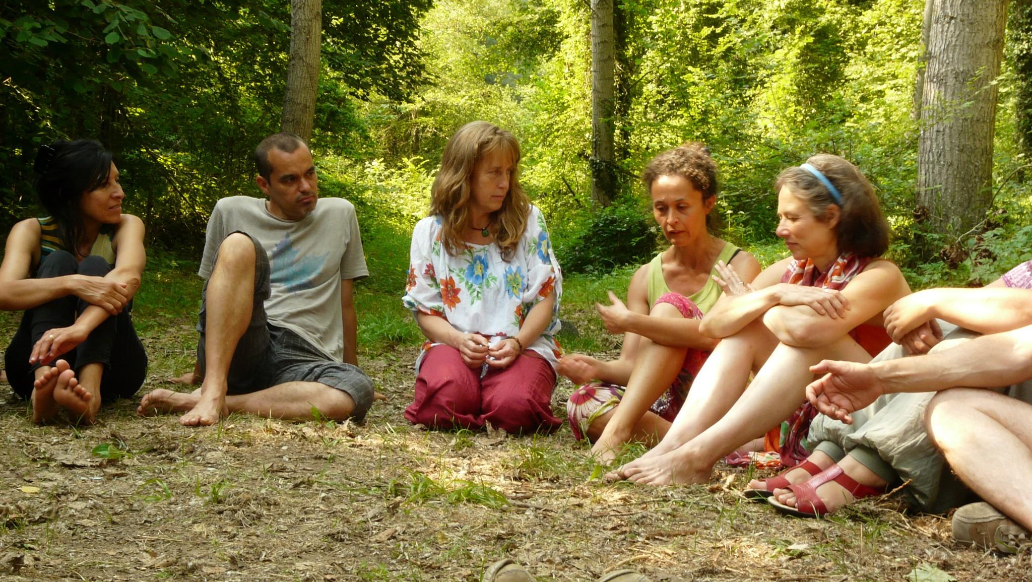 curso ecologia profunda 2012 - Transición Sostenible