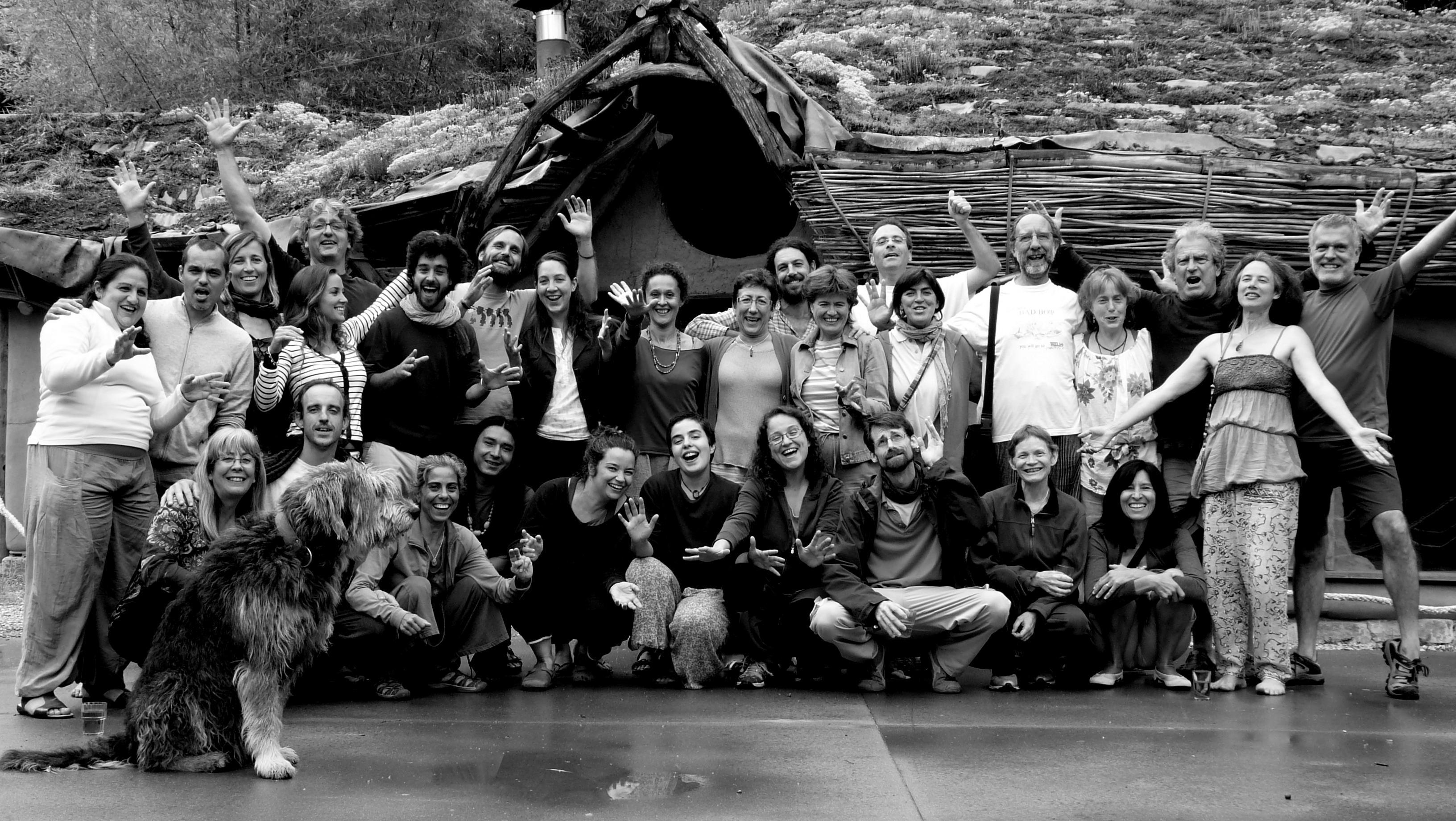 curso ecología profunda 2012 - Transición Sostenible