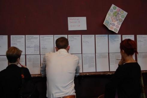 Eligiendo taller - Conferencia internacional de transición 2012 - transición sostenible