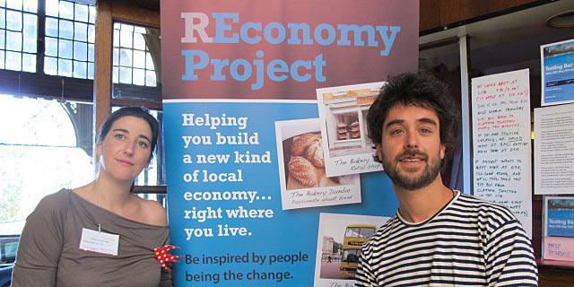 Filipa Pimentel y Juan del Río - ReconomyDayProject 2012. Transición sostenible