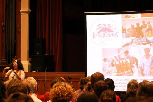 Isabella Menezes- - Conferencia internacional de transición 2012 - transición sostenible