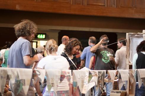 viviendo en la nueva comunidad - Conferencia internacional transicion 2012- Transicion sostenible