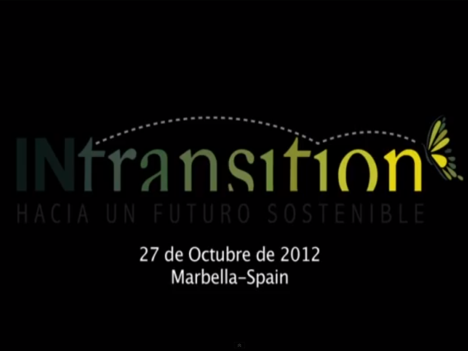 INtransition Marbella hacia un futuro sostenible- 2012 - Transición Sostenible