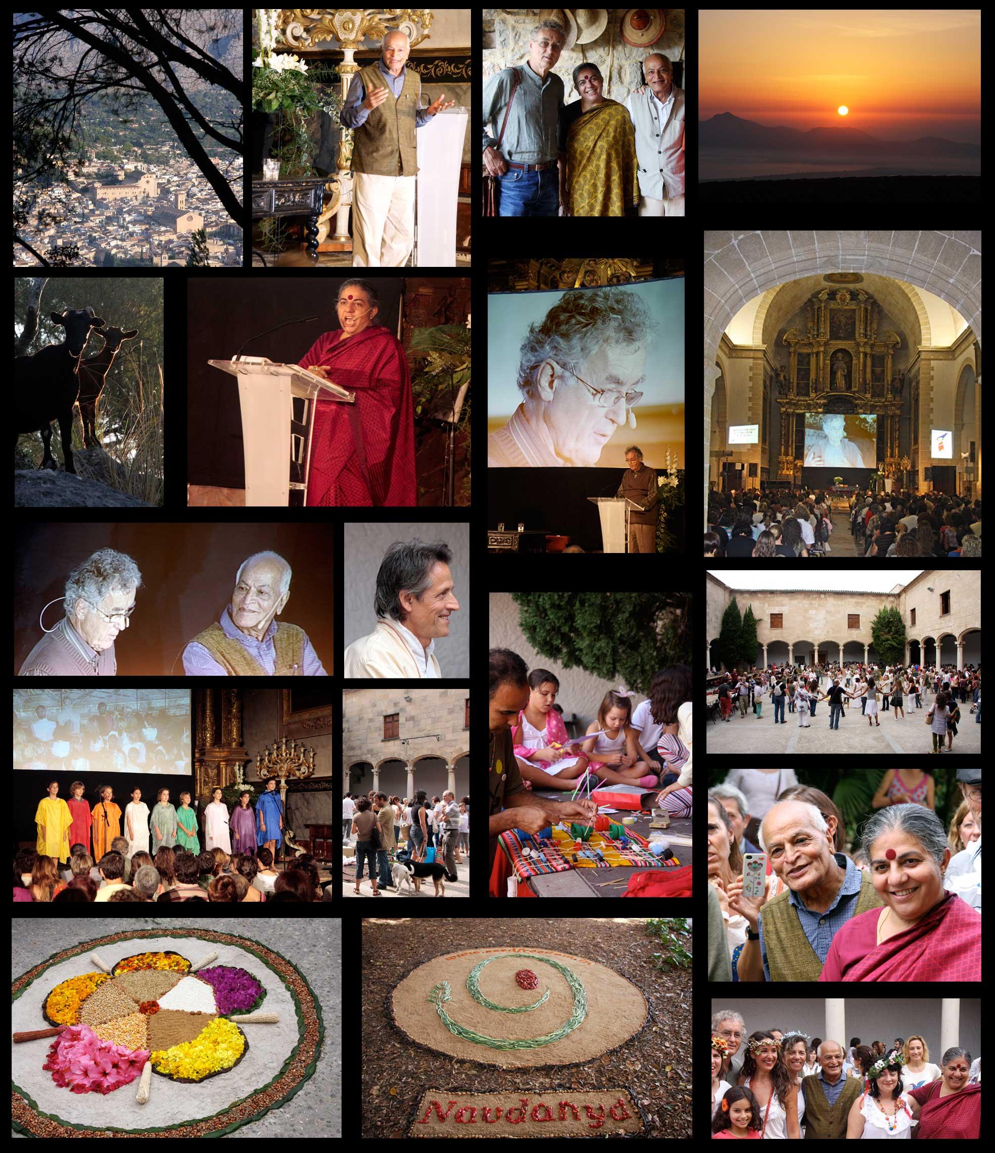 Fotografías Evento Educació per la vida