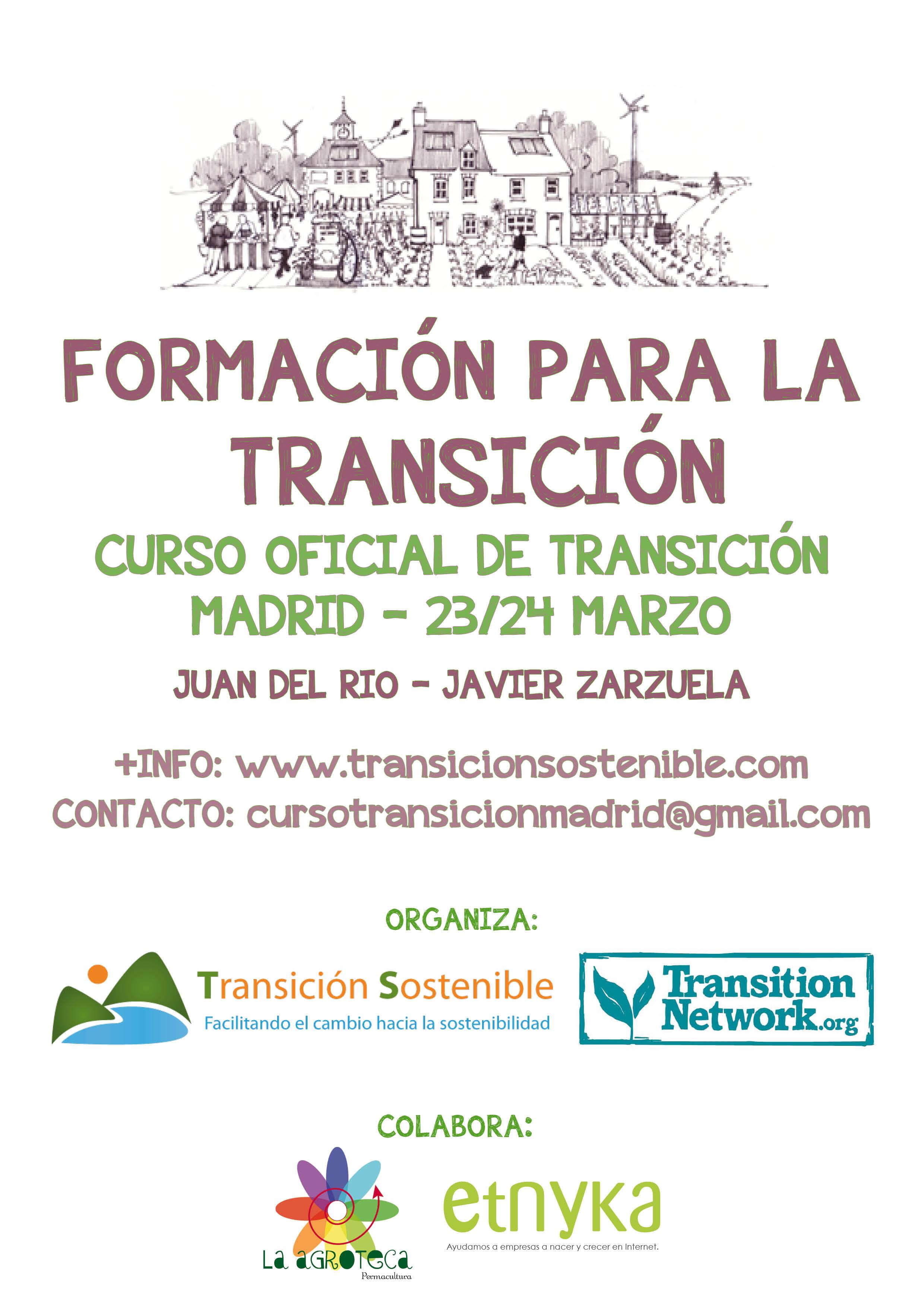 Curso oficial transici n madrid marzo 2013 transici n for Curso de escaparatismo madrid