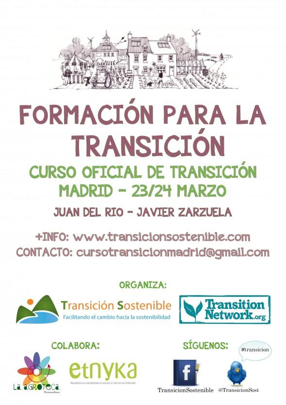 Curso oficial de TRANSICION MADRID