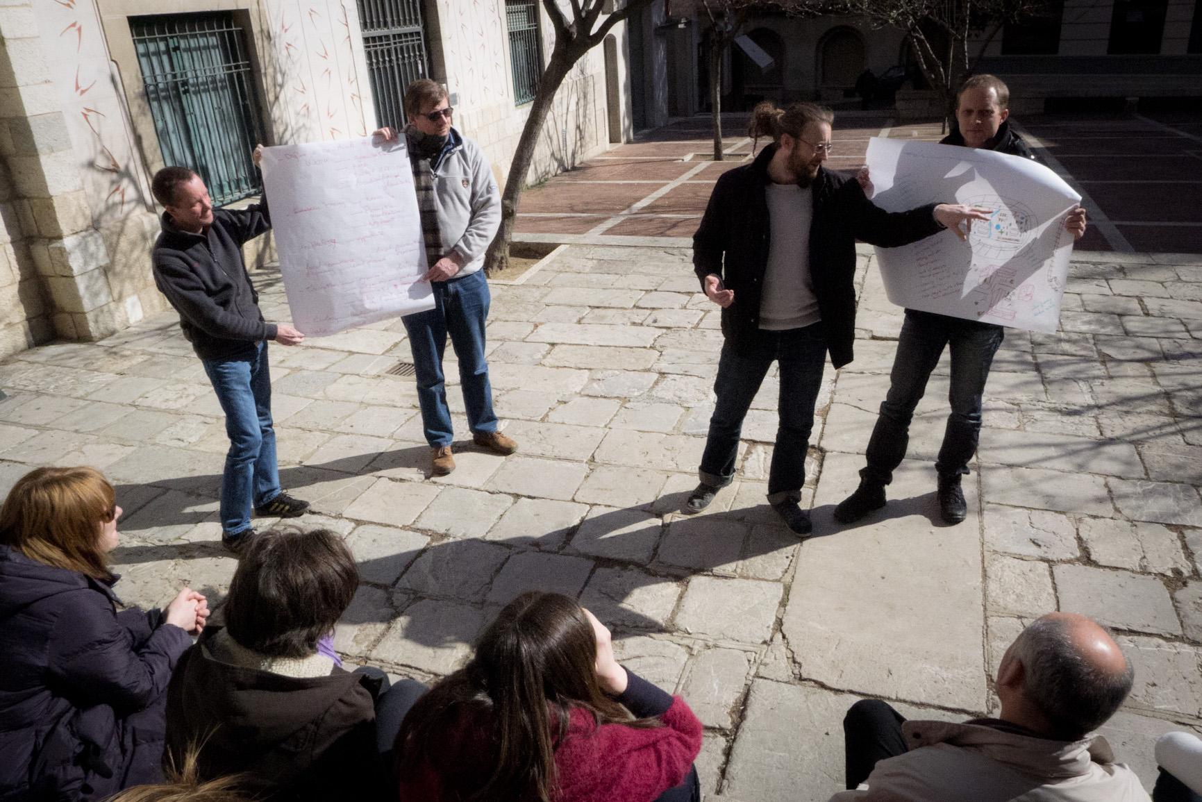 Backcasting workshop Figueres- Transición Sostenible