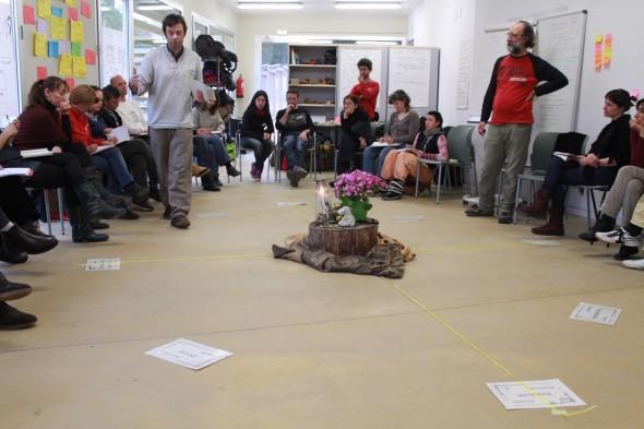 Curso de transicion en Barcelona - Transición Sostenible