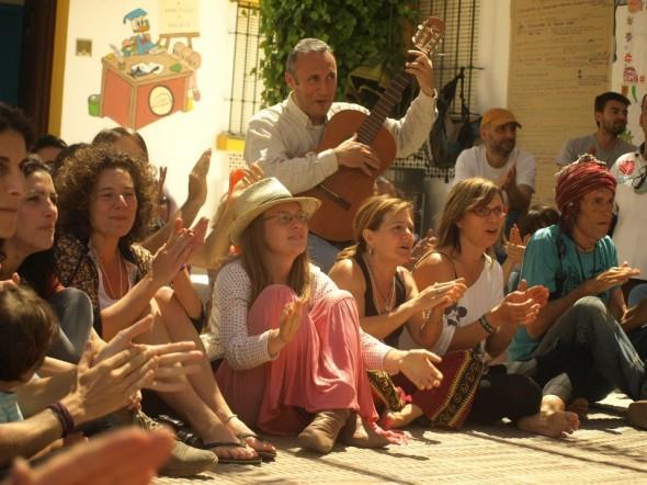 Encuentro movimiento de transición 2  Mijas 2013 - Transición Sostenible