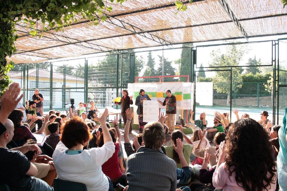 Foro abierto 2. Encuentro movimiento de transición Mijas 2013 - Transición Sostenible