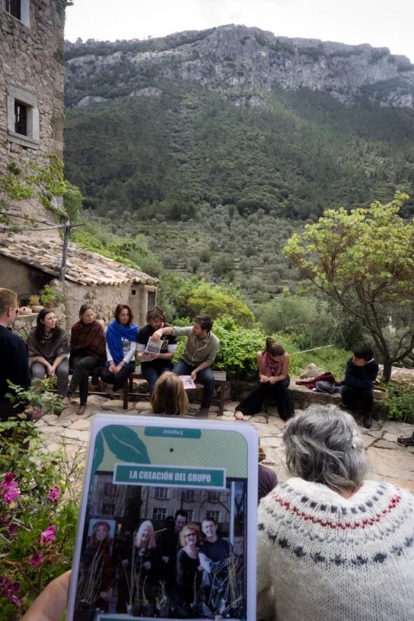 Curso Transición Son Rullan Mallorca 2013 - Transición Sostenible-8