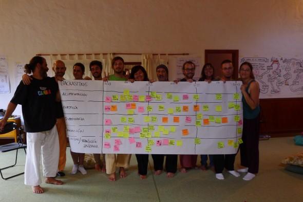 Curso transición Gran canaria 2013 Transicion sostenible