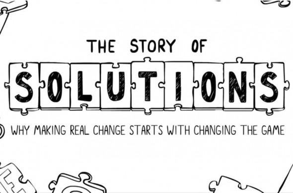 La historia de las soluciones - transición sostenible