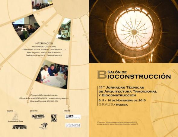 Salón Bioconstrucción Graus 2013 -1 - Transición Sostenible