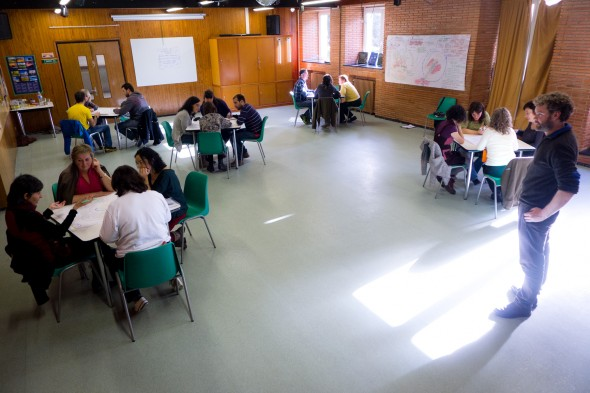 Taller ciencias holísticas y complejidad dic 2012 - Transición Sostenible