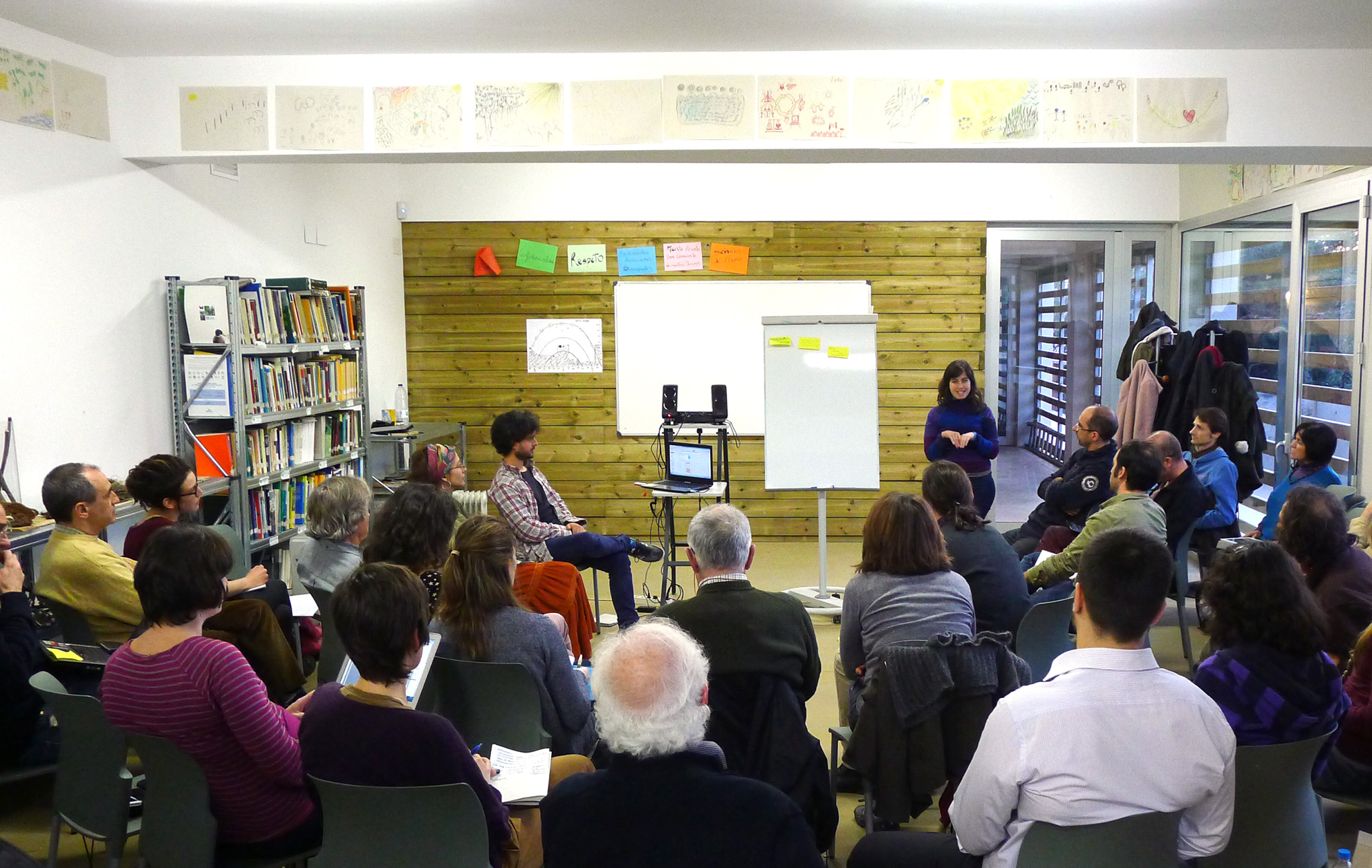 Barreras y oportunidades para las iniciativas sociales hacia la sostenibilidad - Creando puentes en tiempos de Cambio 1