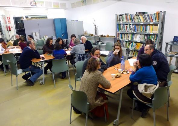 Barreras y oportunidades para las iniciativas sociales hacia la sostenibilidad - Creando puentes en tiempos de Cambio 4